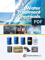 Rakchem Products - Power Plant Chemicals Brochure