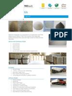 Rakchem Industries Marketing Brochure Aggregate and Silica Sand
