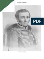 """Chile, """"José Miguel Carrera y su conciencia marítima"""""""