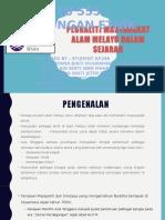 Pluraliti Masyarakat Alam Melayu Dalam Sejarah Ctu 555