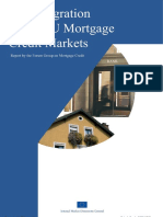 2004 - Forum Group on Mortgage Credit - The Integration of the Eu Mortgage Credit Markets