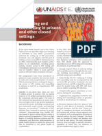 UNODC WHO UNAIDS 2009 Policy Brief HIV TC in Prisons eBook ENG