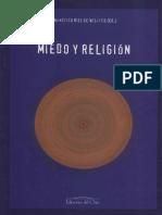 Miedo y Religion