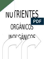 Nutrientes Cartel