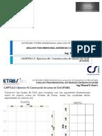 Capitulo I- Ejercicio ETABS