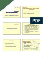 1_Cap 1- Parámetros Elect Y Electroductos