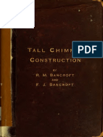 Tall Chimney Constrution old book