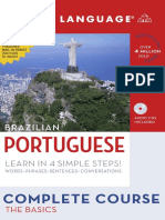 Complete Portuguese the Basics by Living Language Excerpt