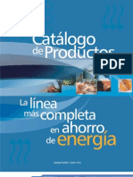Catalogo de Productos FB