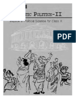 NCERT Class 10 Political Science