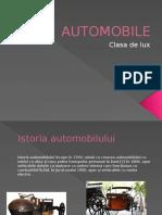 Presentation BMW