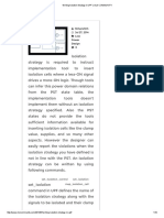 Writing Isolation Strategy in UPF _ VLSI COMMUNITY