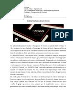 """HARMOS Festival - """"Air String Quartet"""" - Análise Ecológica Do Evento"""