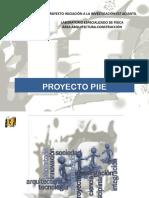 INTERFIS. DB01. PIIE. Proyecto Iniciación a la Investigación Estudiantil