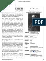 Benedicto XV - Wikipedia, La Enciclopedia Libre