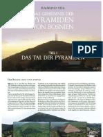 Das Geheimnis Der Pyramiden Von Bosnien MystikumOkt2015