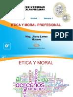 Semana 1- Etica y Moral