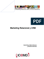 Marketing Relacional y Crm