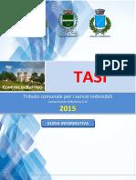 Informativa Tasi Anno 2015