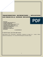 Transformations Mathematiques