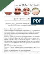 Episode 1 - Le Plan (A5)