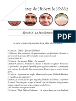 Episode 3 - La Manifestation (A5)