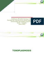 Antiprotozoarios Toxoplasma Leishmania Tripanosoma