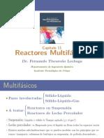 Ejemplos reactores multifasicos