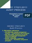 Iso Iec 17021 2011 Audit Process