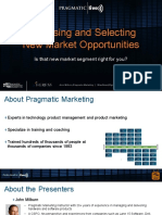 Assessing New Markets Pragmatic Live Version4