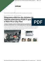 Honda City Esquema Eletrico