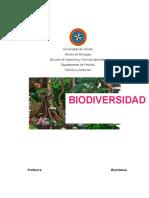 Universidad de Oriente-biodiversidad