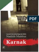 Mahfuz Nadżib - Karnak