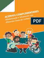 Acervos complementares 2013
