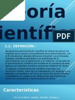 TEORIA CIENTIFICA (1)