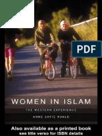 Women in Islam - The Western Experience