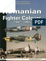 Romanian Fighter Colours 1941-1945 (Mushroom White Rainbow Series 9111)
