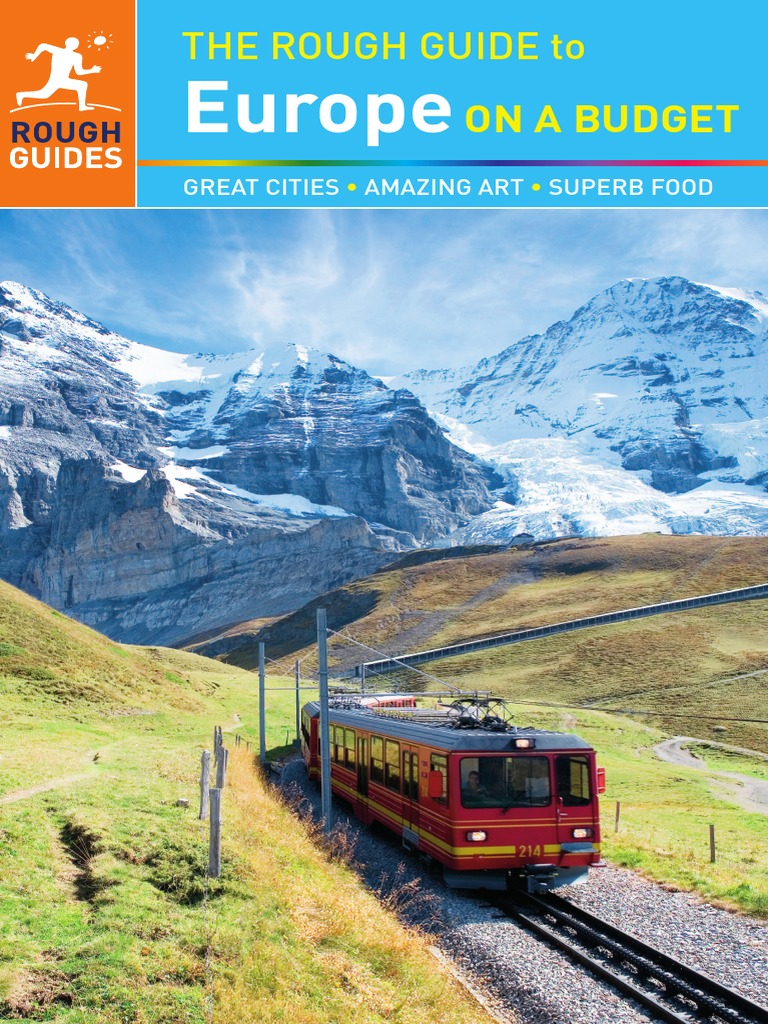 official photos 3a761 e93a9 The Rough Guide to Europe on a Buget   Europe   United Kingdom