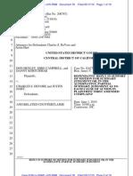 DeVore summary judgment reply brief