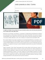 """Académico y Compositor Presenta Su Disco """"Cantos Transversales"""""""