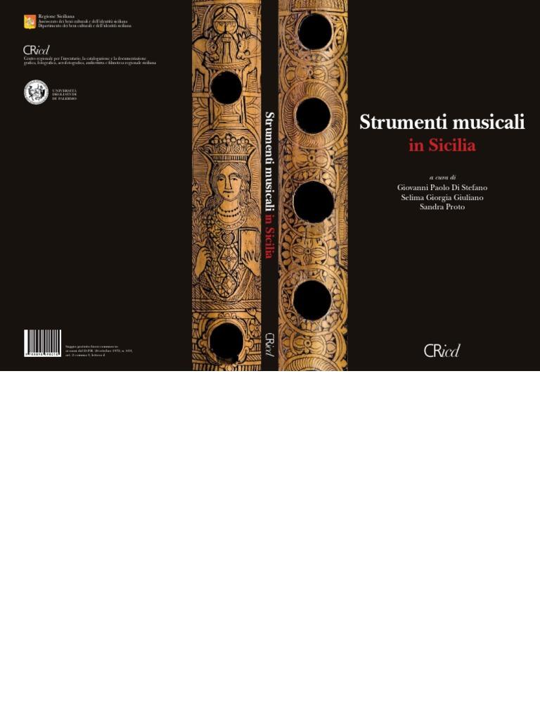 Strumenti Musicali in Sicilia 0d867eeea6ce