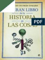 El Gran Libro de La Historia de - Pancracio Celdran Gomariz