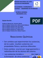 Reacciones Quimicas 2014