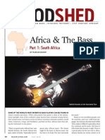 Africa and the Bass 1 South Africa