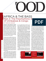 Africa and the Bass 3 Zimbabwe & Congo