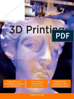 Idiot's Guides 3D Printing by Cameron Coward - 2015