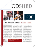 The Bass in Brazil Beyond Samba