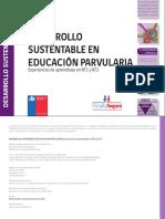 Desarrollo Sustentable en Educ.parvularia