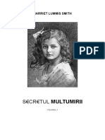 Harriet Lummis Smith - Pollyanna (Secretul Multumirii) Vol1.doc