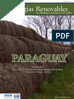 Campos de aplicacion en Paraguay-Energia Renovable